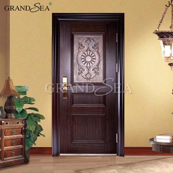 Durable Front Apartment Soundproof Steel Door