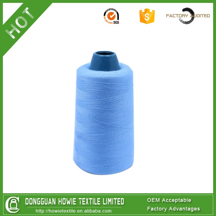 100% Cotton sewing thread Egypt long staple cotton yarn