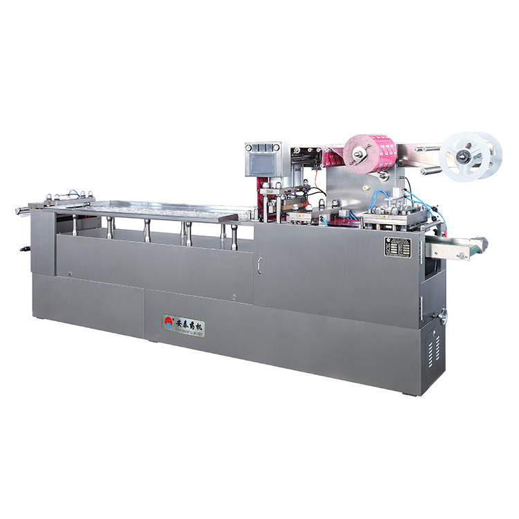 DPB-260T Lollipop Flat Plate Blister Packing Machine