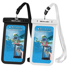 New Design Shenzhen Mobile Phone Accessories Beach/swimming Pool IPX8 Waterproof Cell Phone Case