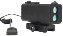 Mini Laser Range finder-For riflescope and Crossbow (speed detector)