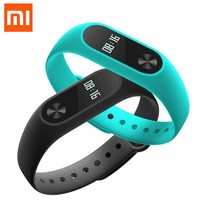 Original for Xiaomi Mi Band 2 with Heart Rate Bluetooth Bracelet Mi Band IP67 Waterproof Smart Wristbands