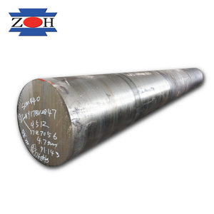 wholesale steel prices forged round bar steel C45 S45C Price Per Kg forged steel shaft