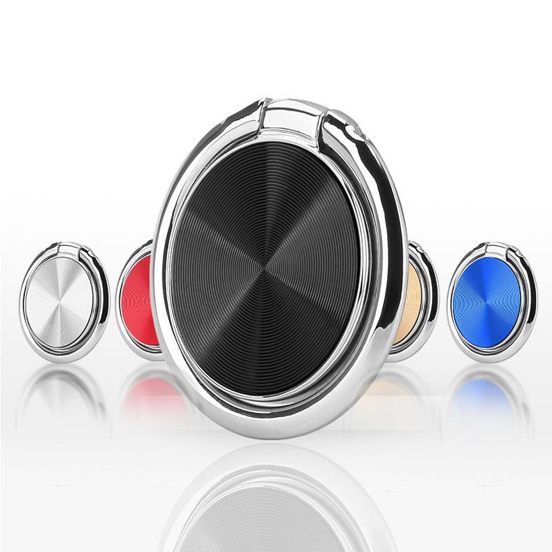 CD Spin 360 Degree Finger Ring Mobile Metal Phone Holder For Magnetic Holder Smartphone Stand фото