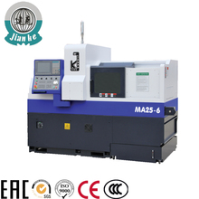 6 Axis 380v/12kw cnc swiss type lathe machine price