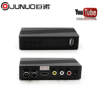 China manufacturer OEM tv box dvb t2 set top box wifi youtube Uganda Kenya Tanzania