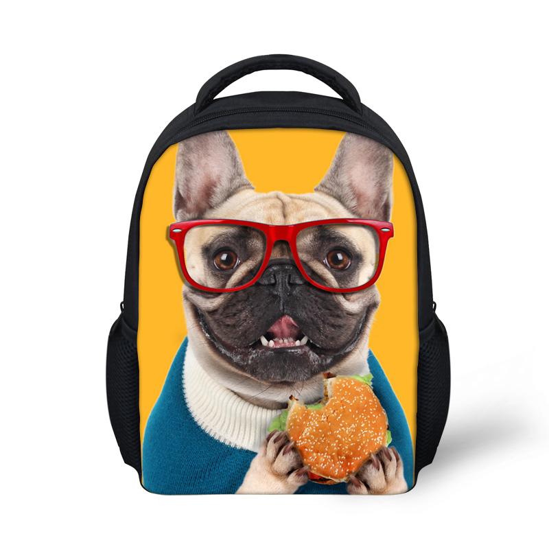 802326d21d52 Cute Kids Nylon Backpack Animal Children Kindergarten School Bags .