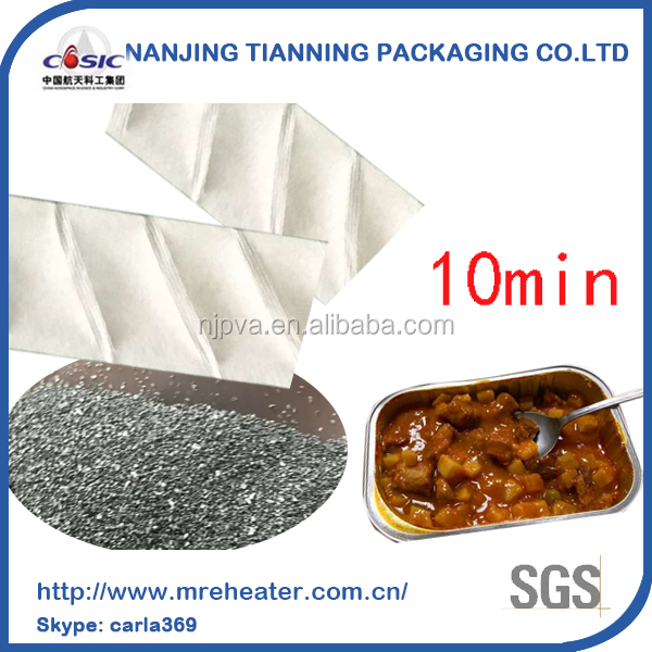 Wholesale Mre From China Instant Self-heating Pouch Instant ...