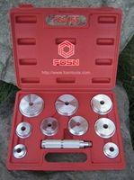 2014 10pcs Bearing Race and Seal Driver Set auto tools Vehicle Tools vehicle computer
