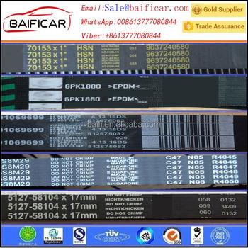 For Daewoo Matiz Timing Belt 1145a051 109yu25.4 For Mitsubishi Colt on