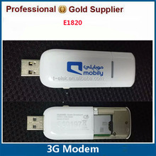 popular E1820 3G modem 21M external 3G usb dongle