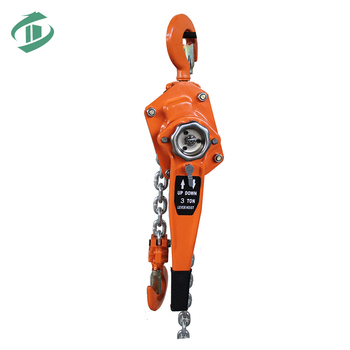 Lift Lever Block Chain Hoist Comealong Lift Puller (3/4 Ton 5') - Buy Lever  Hoist,Lever Block Chain Hoist,Chain Hoist Lift Puller Product on