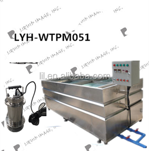 water transfer printing machine No. LYH-WTPM051 Liquid Image 2.4m Hydro Dipping Tank for printing