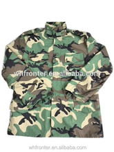 Camping Products Use in Camo Military M65 Coat Clothing