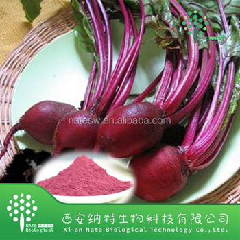 High quality Red beets root extract powder