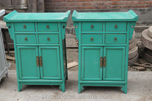 Chinese Antique Furniture/Chinese wedding cabinet /Chinese reproduction furniture