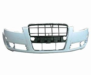 Crash Parts Plus Crash Parts Plus Front Bumper Cover for Audi A6 AU1000156