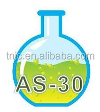30%, lauril sulfato de sodio cas no.151-21-3 tainolin AS-30