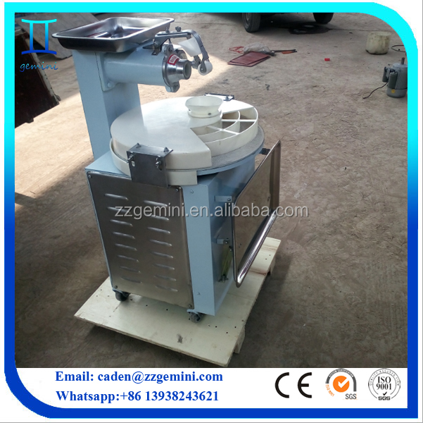 bakery equipment automatic bread dough cutter divider rounder machine in China