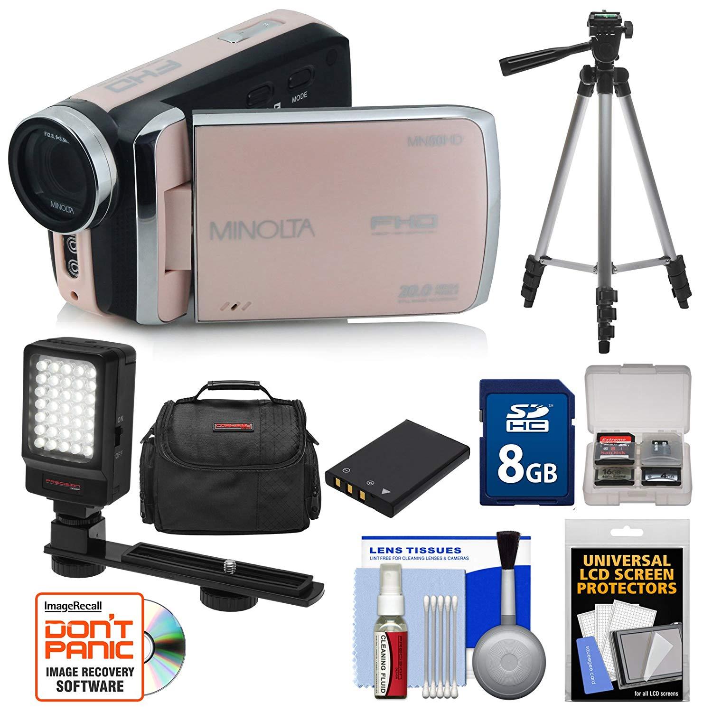 Targus Digital TG-VLK Camcorder Video Light Kit