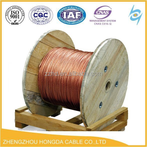 Bare Copper Earth Wire - Buy Bare Copper Earth Wire,Copper Wire,Bare ...