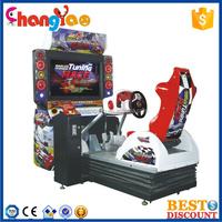 Tuning Race Racing Game Play Land Indoor
