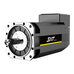 SiNaiTe 3.7KW 380V permanent magnet motor synchronous 1500 rpm single phase ac motor speed control