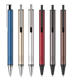 Promotional Thick Cheap Metal Ballpoint Pen