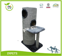 luxury cat sisal tower,cat scratching tree,wholesale cat condo scratching furniture