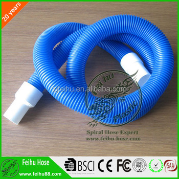 Best Selling ! Spiral wound EVA Swimming pool vacuum hose pipes ...