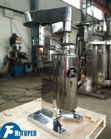 Beer clarify tubular centrifuge,hot usage wine filter stainless steel