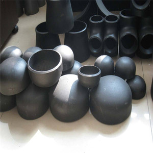 A234 WPB Carbon Steel Welded Tube End Cap BW Pipe Fittings
