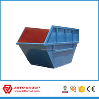 A range of size waste bins for sale skip container manufacturers