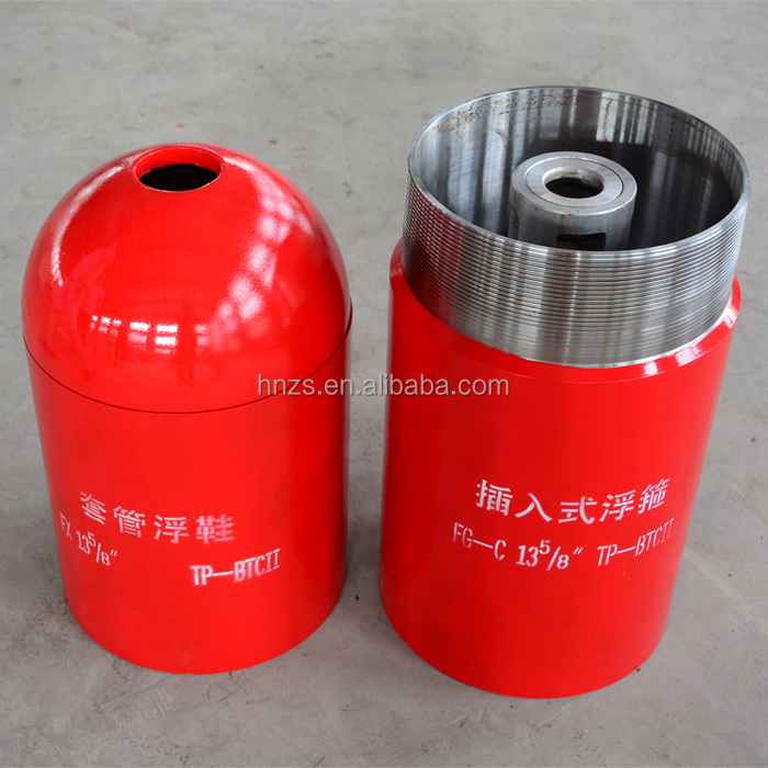 API Stab in Float Shoe with Latch in Profile , oilfield drilling casing float collar