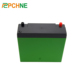 Plastic Case 12V lifepo4 26650 3.2v 3000mah Rechargeable Battery