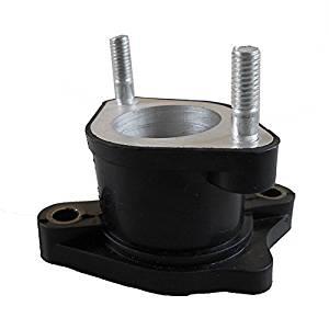 27mm Intake Manifold Pipe for CG125 CG150 CG200 125cc 150cc 200cc ATV Quad Dirt Pit Bike Go Kart