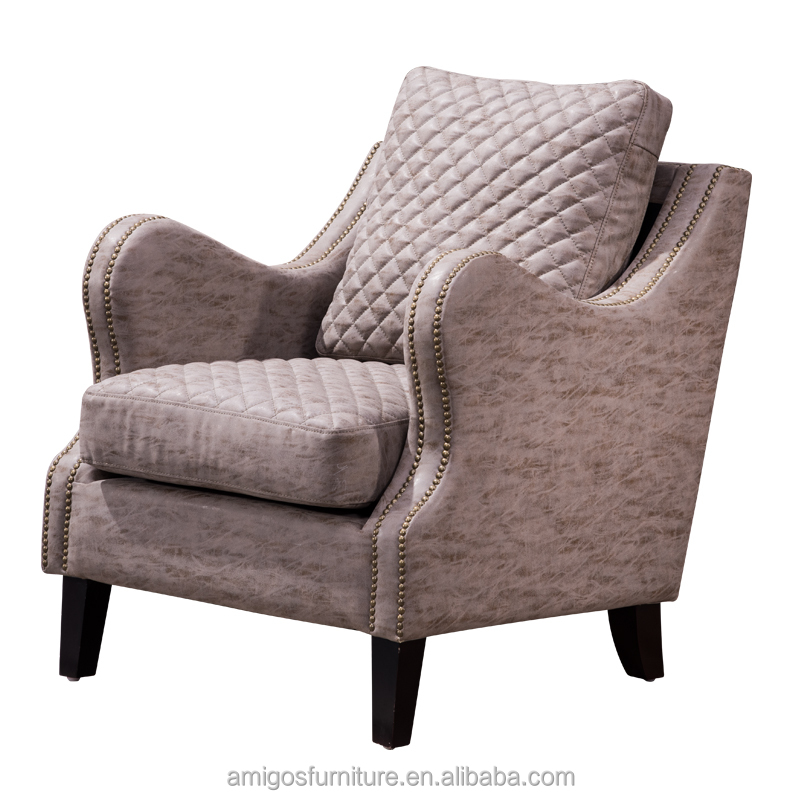 antique english style home furniture armchair