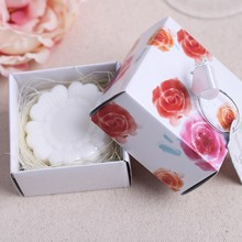 """Blossom and Bubbles"" Flower Shaped Soap/Scented Soap/Wedding Soap Souvenirs"
