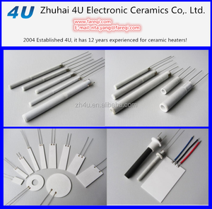 Thick Film Resistor ceramic heater MCH