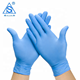 Safe Disposable medical nitrile glove / Vinyl Latex Examination Medical Gloves