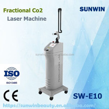 Multi-functional Fractional CO2 Laser Beauty Equipment for Scar Removal/Skin Improving