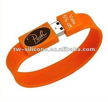 Bracelet Jewelry Usb Custom With Print Logo