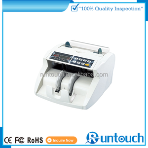 Runtouch POS Automatic Money Bill Counter Machine