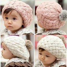 Elegantná detská čiapka pre holčičky