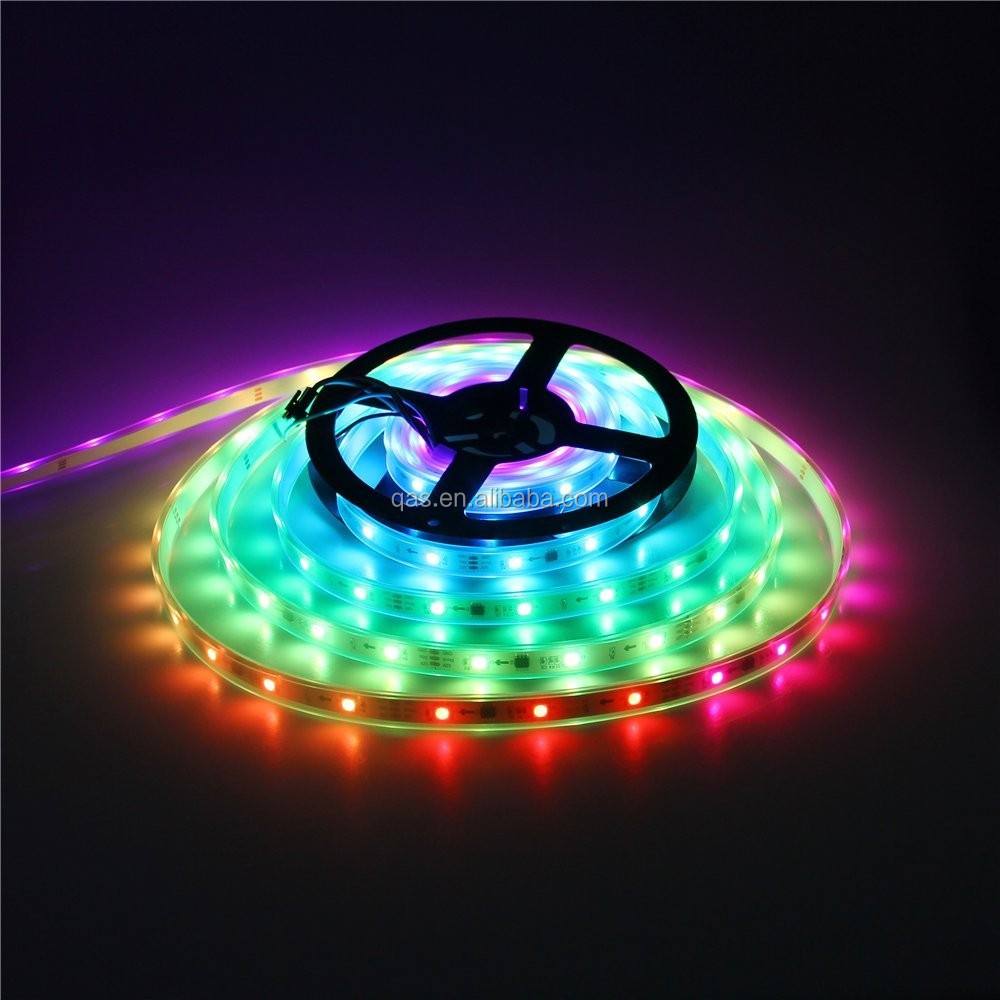 String Lights,Ws2812 36w Bare Board Rgb Led 5050 Smd Rope Light,30 ...