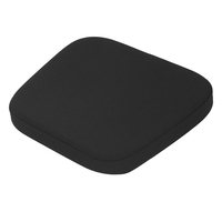 Memory Foam Car Seat Cushion Anti-Slip Bottom Office Chair Cushion Seat Cushions with Waffle Fabric Cover