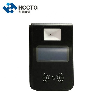 4G WIFI Smart Card Bus Payment Machine AFC Bus Validator With Qr Code P18-L2