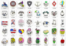 Wholesale New style jewelry top quality pretty zinc alloy charms / lucky charm / wine charm for floating charm locket