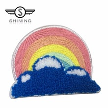 Professional Factory Custom Design Embroidery for Jackets Patches