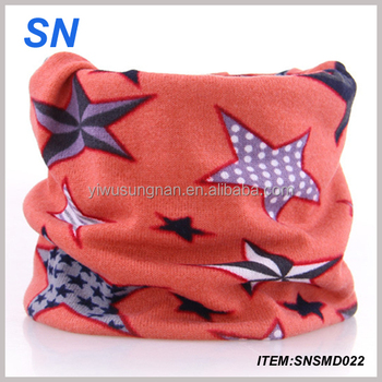 Wholesale scarf Multi-function cheap custom bandana printing